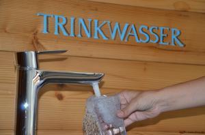 Trinkwasser aus dem Hahn, Leitungswasser