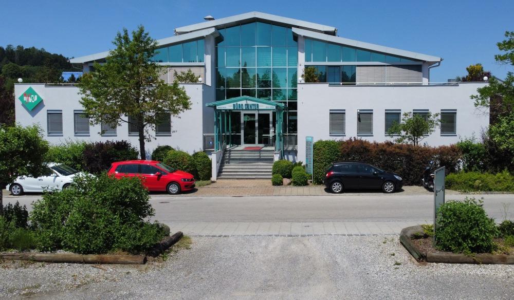 ifMU Bürogebäude