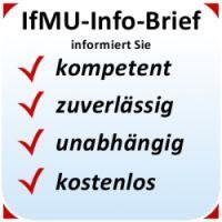 IfMU-Infobrief: Newsletter