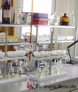 Untersuchung von Dämmstoffen auf HBCD
