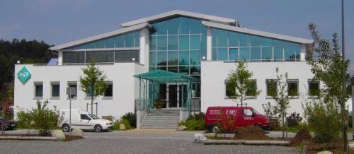 Bürogebäude der IfMU GmbH in Wolfratshausen