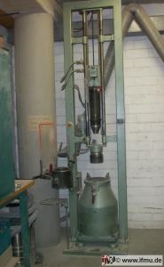 boden-physikalische Prüfungen im bodenmechanischen Labor