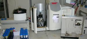 Labor, Umweltanalytik, Laboranalysen
